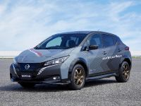 2019 Nissan EV Test Vehicle , 2 of 8