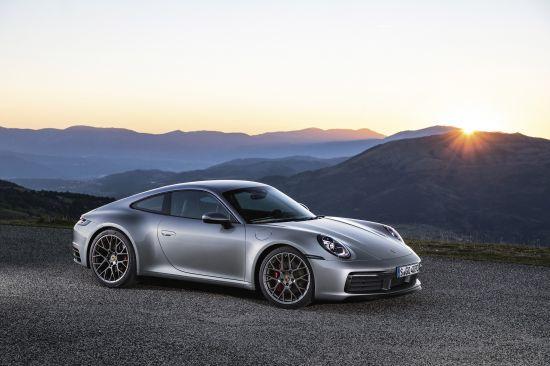 Porsche 911 Carrera S