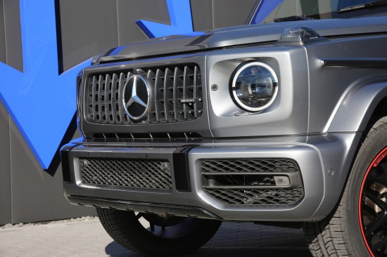 POSAIDON Mercedes-AMG G-Classe