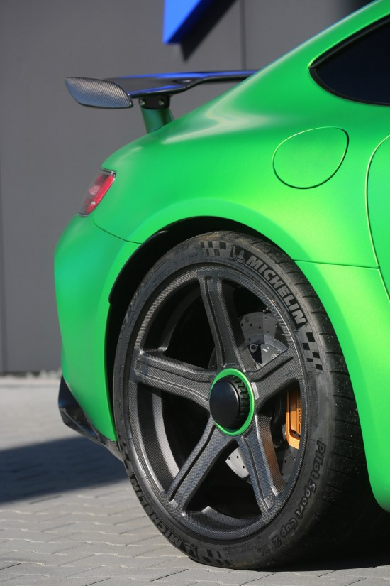 POSAIDON Mercedes-AMG GT R