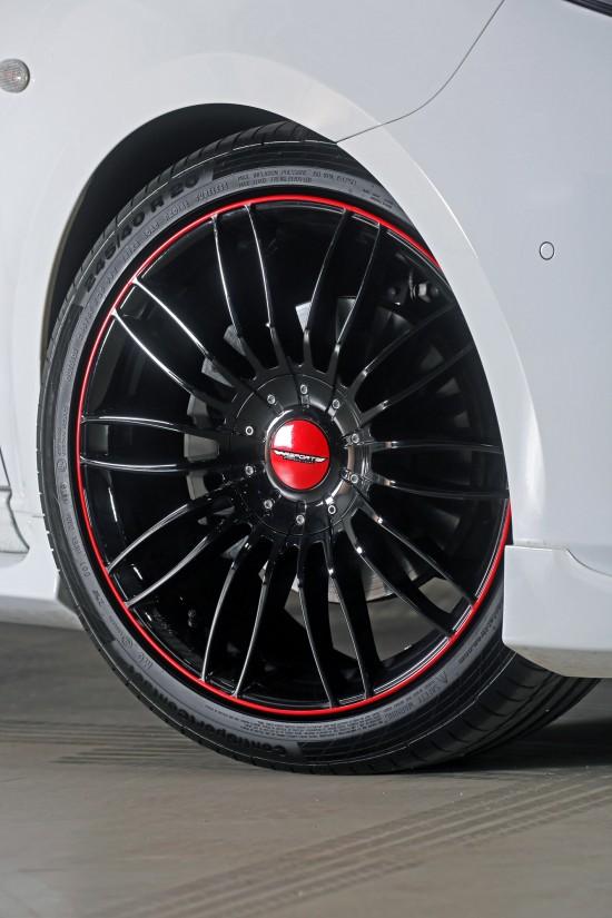 VANSPORT.DE Mercedes-Benz White Sport Van