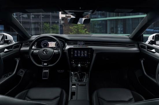 Volkswagen Arteon Vehicle Images