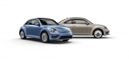 Volkswagen Beetle Final Edition