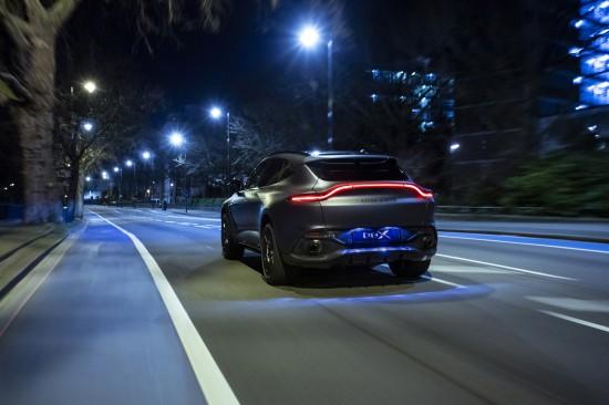 Aston Martin DBX by Q by Aston Martin