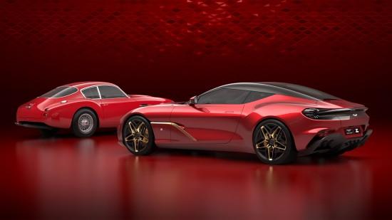 Aston Martin DBZ GT Zagato