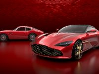 2020 Aston Martin DBZ GT Zagato, 1 of 3