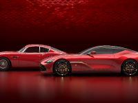 2020 Aston Martin DBZ GT Zagato, 2 of 3