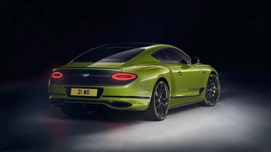 Bentley Continental GT Limited Edition