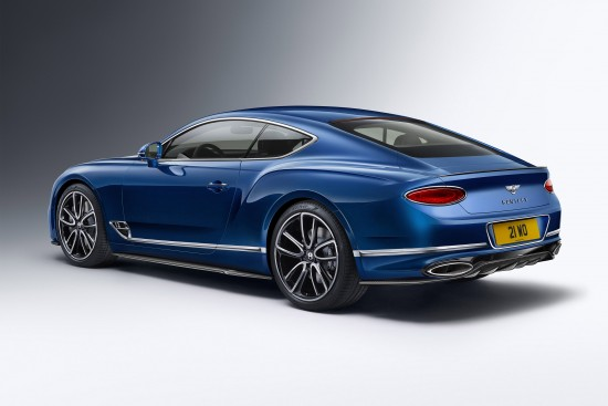Bentley Continental GT Styling Specification