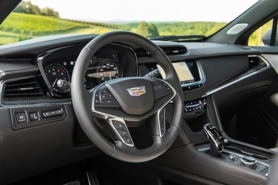 Cadillac XT5 Premium Luxury