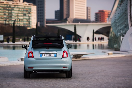 Fiat 500 and Panda Hybrid Launch Editions