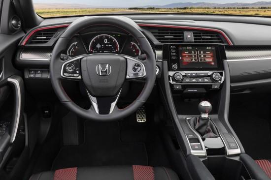 Honda Civic Si Sedan
