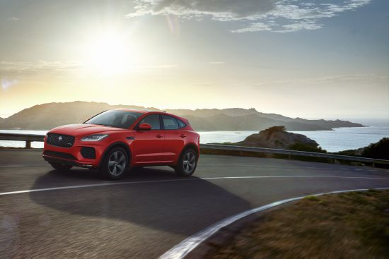 Jaguar F-PACE Checkered Limited Edition