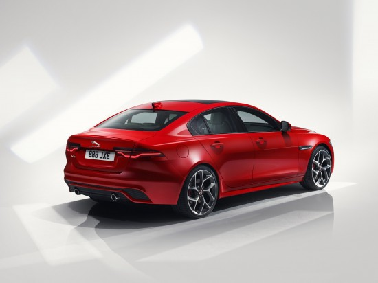 Jaguar XE Sport Sedan
