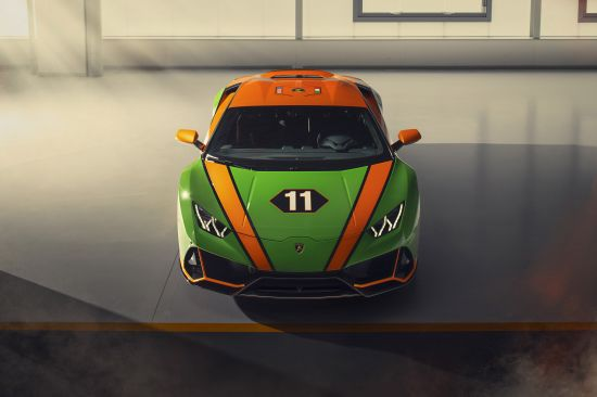 Lamborghini EVO GT Celebration
