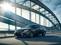 2020 lexus IS F SPORT Blackline, 2 of 7