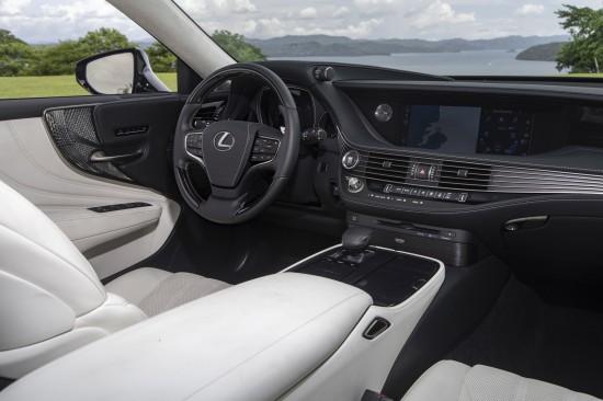 Lexus LS 500 Inspiration Edition