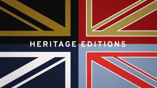 Lotus Elise Classic Heritage Editions