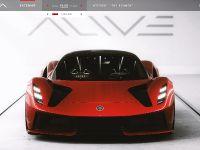 2020 Lotus Evija Digital Configurator, 1 of 10