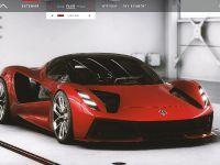 2020 Lotus Evija Digital Configurator, 3 of 10