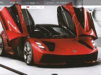 2020 Lotus Evija Digital Configurator, 4 of 10