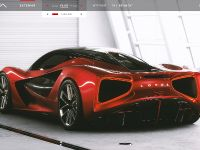 2020 Lotus Evija Digital Configurator, 7 of 10