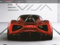 2020 Lotus Evija Digital Configurator, 9 of 10