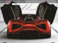 2020 Lotus Evija Digital Configurator, 10 of 10