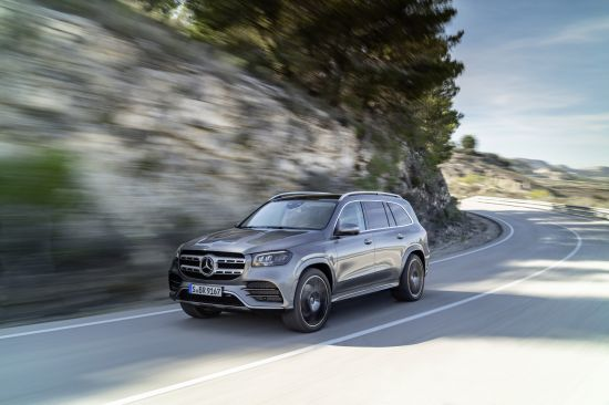 Mercedes-Benz GLS 4MATIC