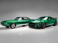 2020 Mustang Shelby Green Hornet and Little Red , 1 of 4