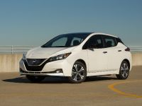 2020 Nissan LEAF , 2 of 10