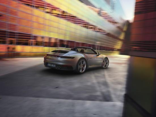 Porsche 911 Carrera 4S Cabrilet