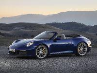 2020 Porsche 911 Carrera 4S Cabrilet , 3 of 10