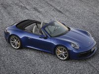 2020 Porsche 911 Carrera 4S Cabrilet , 4 of 10
