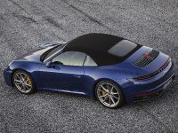 2020 Porsche 911 Carrera 4S Cabrilet , 6 of 10