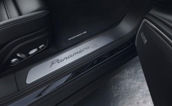 Porsche Panamera 10 Year Edition