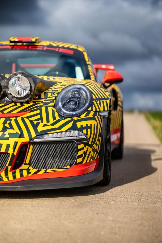 Porsche von Motopark