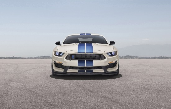 Shelby GR350R Heritage Edition