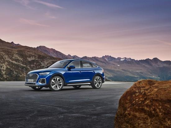 Audi Q5 familiarity