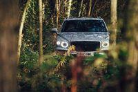 2021 Bentley Bentayga V8 SUV, 3 of 6
