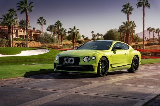 Bentley Continental Pikes Peak GT