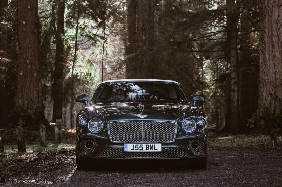 Bentley pledges