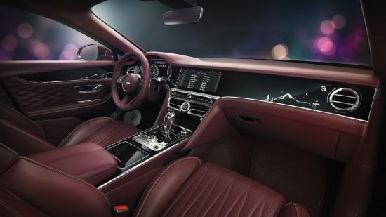 Bentley Santa's Flying Spur