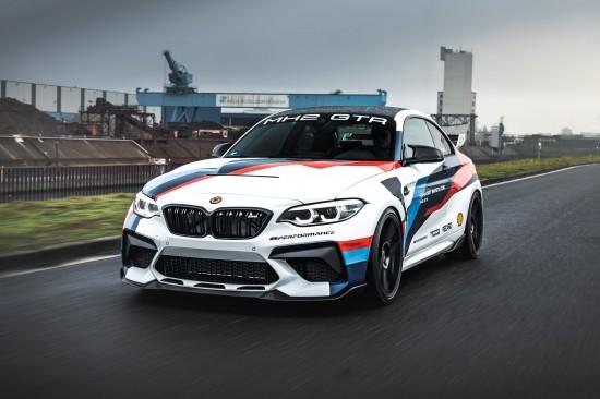 BMW Manhart MH2 GTR