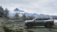 2021 Dacia Bigster Concept, 1 of 11