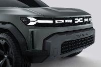 2021 Dacia Bigster Concept, 2 of 11