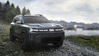 2021 Dacia Bigster Concept, 3 of 11