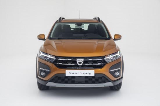 Dacia Sandero and Sandero Stepway