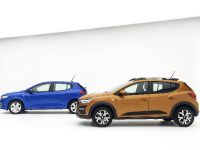 2021 Dacia Sandero and Sandero Stepway, 2 of 12