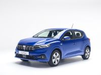 2021 Dacia Sandero and Sandero Stepway, 4 of 12